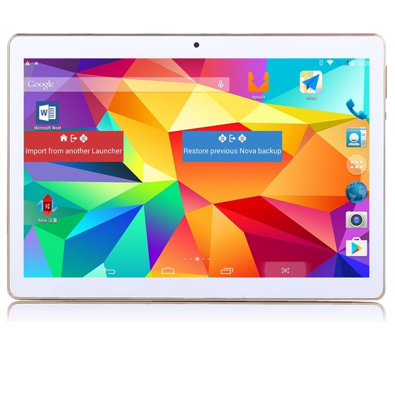 2016 nouveau 9.7 pouces Quad Core 3G tablette 4 GB 16 GB 32G 1280*800 double caméra Android 5.1 tablette Sim carte GPS Aliexpress livraison gratuite
