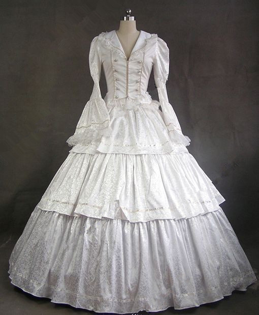 Rococo Ball Dresses Gothic Lolita Victorian Euro-American Wind Dresses Palace Dresses Skirt Support