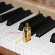 Белые клавиши пианино измерения тяжелых весов(медь/70 г) Джек