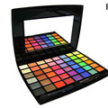 48 color Shimmer Mate Paleta Sombra de ojos Mujeres de Ojos maquillaje Profesional sombra de ojos Maquillaje Cosmético del Kit del Sistema