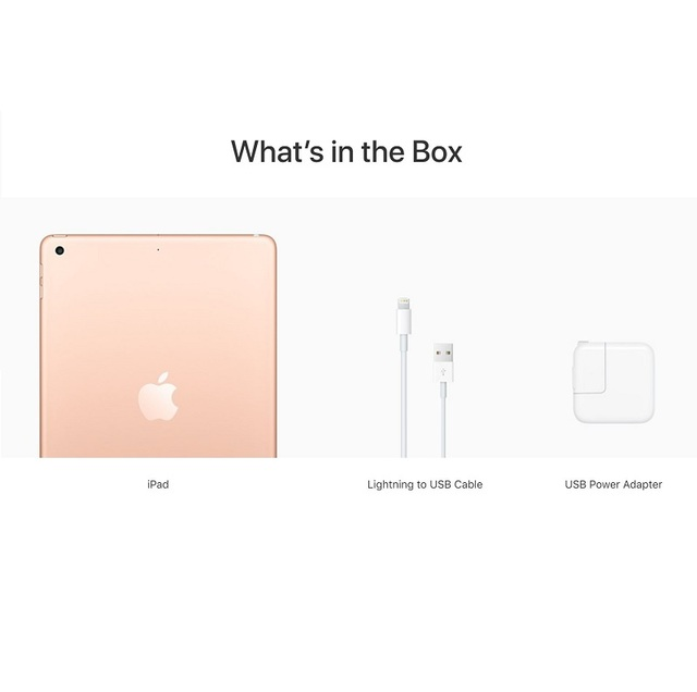 Apple New iPad 9.7 Inch 2018 Model Retina Display 32G WIFI Supporting Apple Pencil With A10 Fusion Chip IOS IPS Screen Original 5