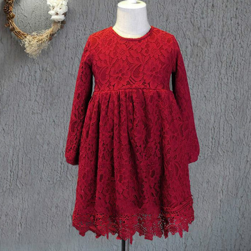 New arrival baby girls dress winter lace dress prince  colothes free shipping thick Plus velvet dress for girls for 110-150cm free shipping new arrival children s clothing child one piece dress twinset winter dress good quality coat dress
