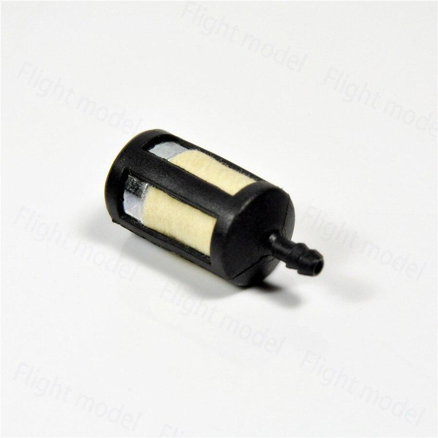 5pcs Gasoline Oil filter Fuel Filter B20-30CC For RC Model auto fuel filter 163 477 0201 163 477 0701 for mercedes benz