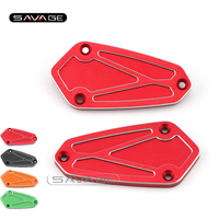 For KAWASAKI GTR 1400 GTR1400 2007 2014 R Motorcycle CNC Front Brake Clutch Master Cylinder Reservoir Cover Cap