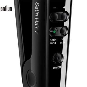 Image 4 - Braun Tóc Ép Tóc ST730 Hair Curler & Hair Straightener Protector Styling Tools Với Nhanh Chóng Khởi Hiệu Suất Nhiệt