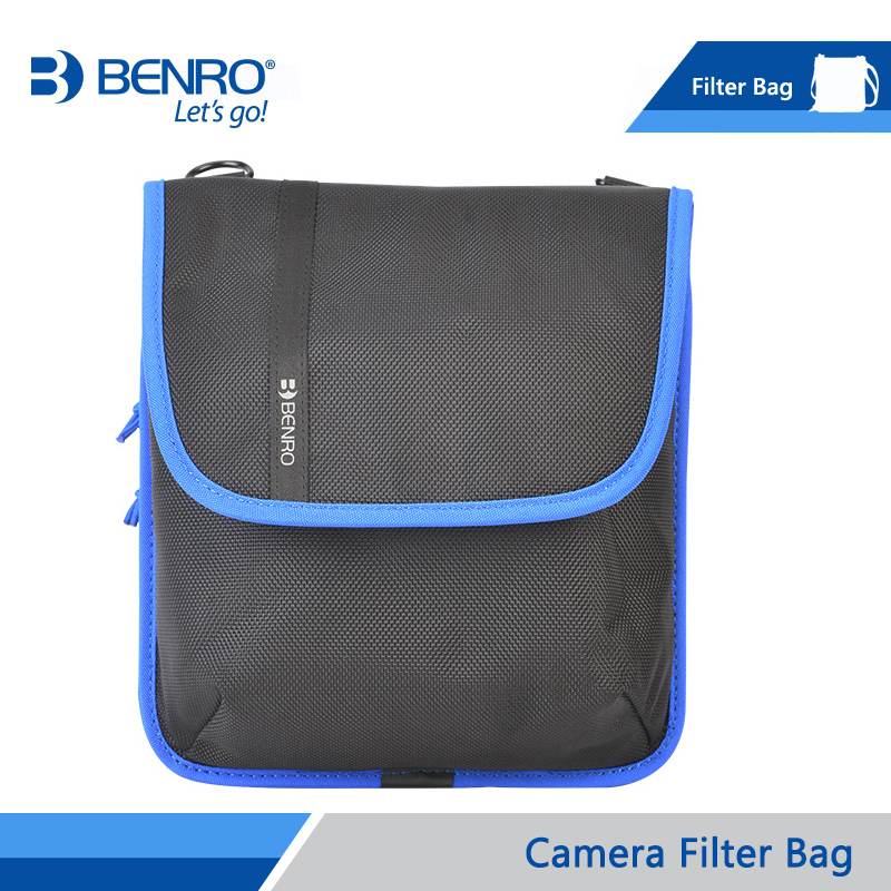 Benro FB170 FB150 Filter Bag Storage Filter holder For Square Filters and Round Filters Nylon Bag