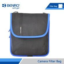 Benro Bolsa de filtro FB170 FB150, soporte de filtro de almacenamiento para filtros cuadrados y Filtros redondos, bolsa de nailon, envío Frss