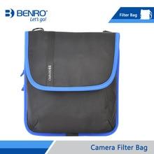 Benro FB170 FB150 Filtro sacchetto di Immagazzinaggio del Sacchetto Filtro Del Supporto Per Filtri Quadrati e Rotondi Filtri Sacchetto di Nylon di Trasporto Frss