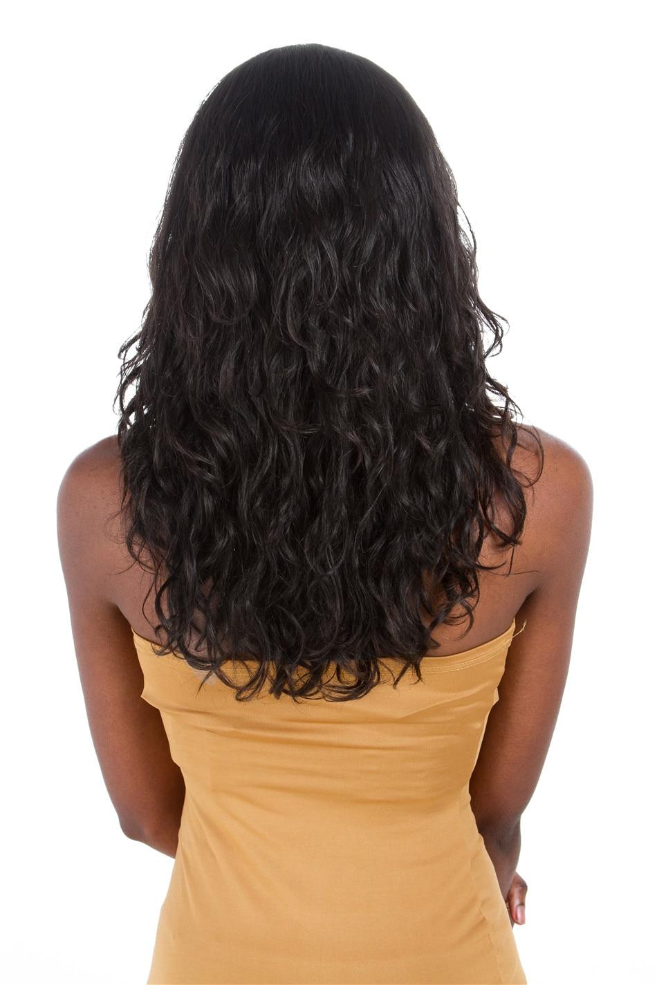 Queen Love μαλλιά βραζιλιάνα σώμα κορδόνι - Ομορφιά και υγεία - Φωτογραφία 2