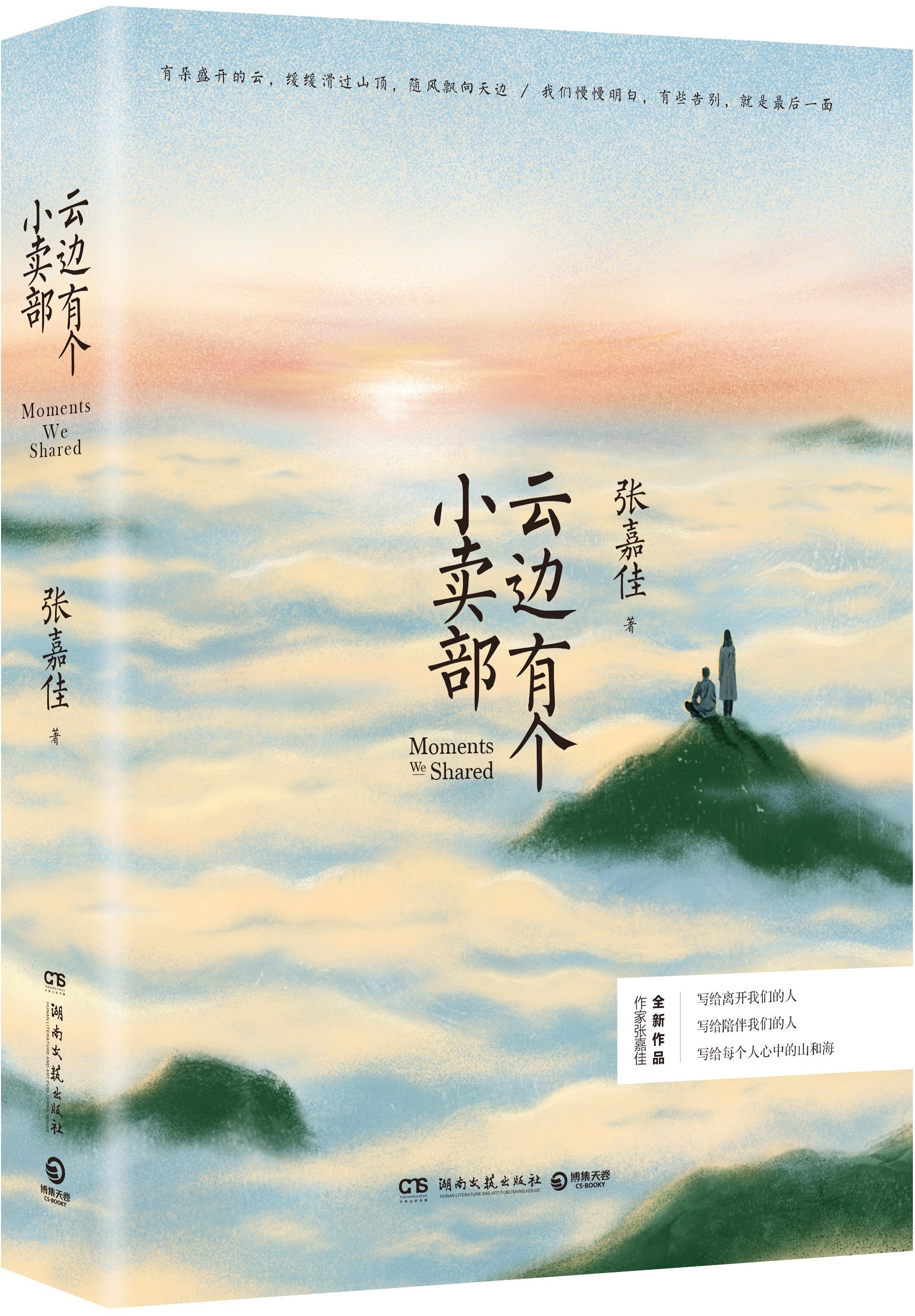 Moments We Shared (Chinese Edition)by Zhang Jiajia (Author) Youth Novel Books