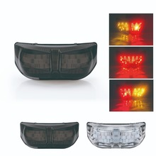 SPEEDPARK High Quality ABS LED Rear Tail Light Integrated Turn Signal For Yamaha FZ8 Fazer 10-13 FZ1 N 06-13