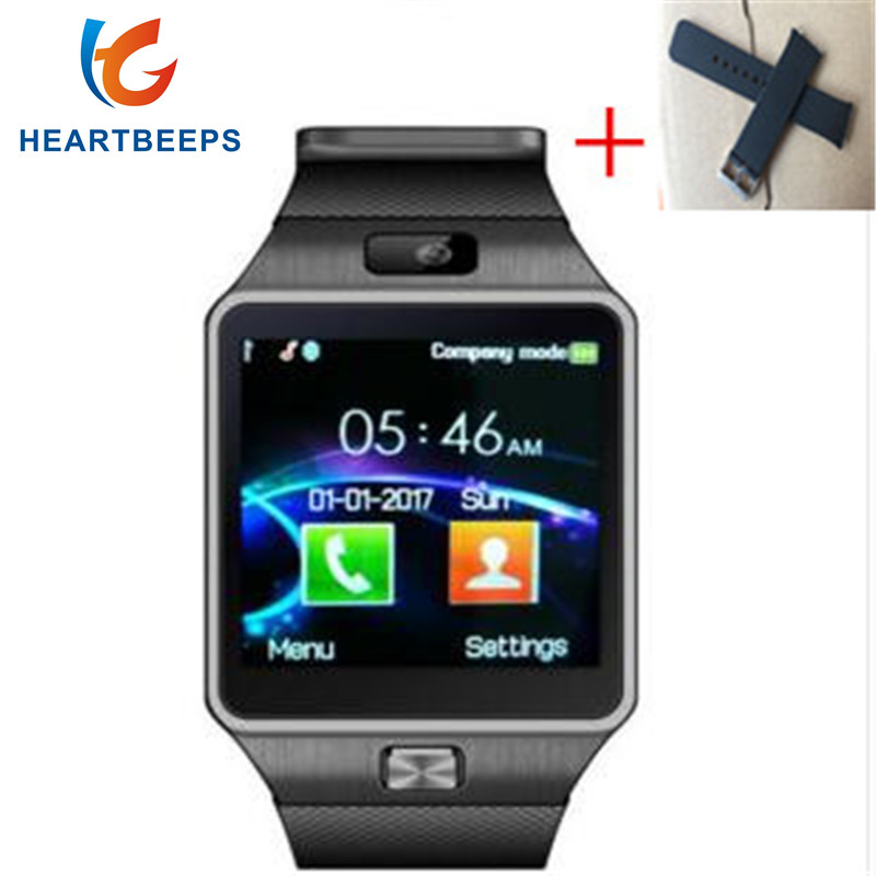 Bluetooth Smart Watch DZ09 Relojes Smartwatch Relogios TF SIM Camera Android Phone Call Relogio 2G GSM SIM TF Card Camera