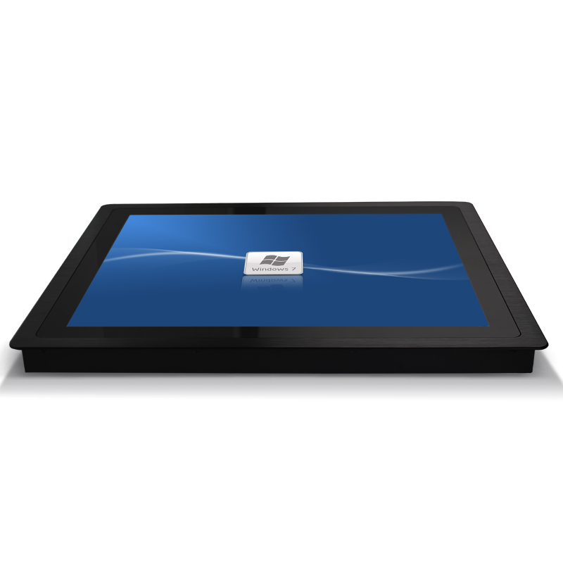 10.4 Inch 10mm Aluminum Android Industrial Panel PC Touch Screen