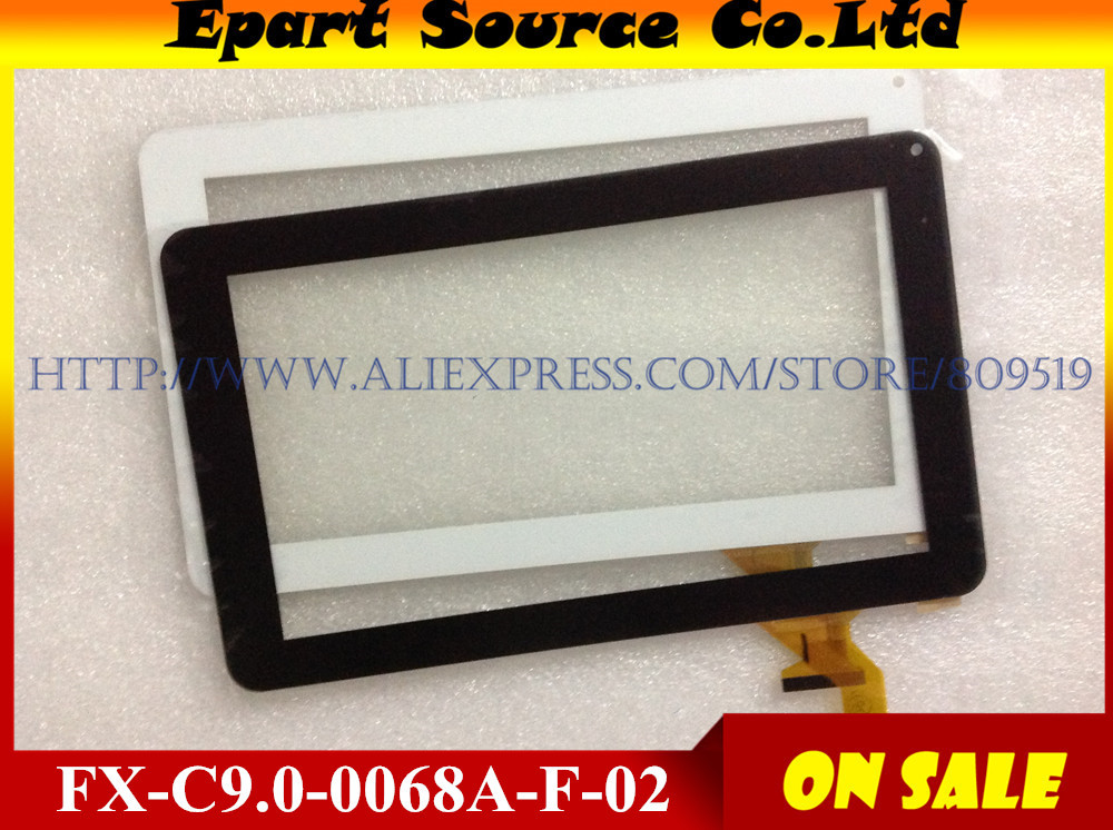 A+ 9inch Tablet PC Capacitive Touch Screen Digitizer Glass Panel Replacement FX-C9.0-0068A-F-02 KDX black or white