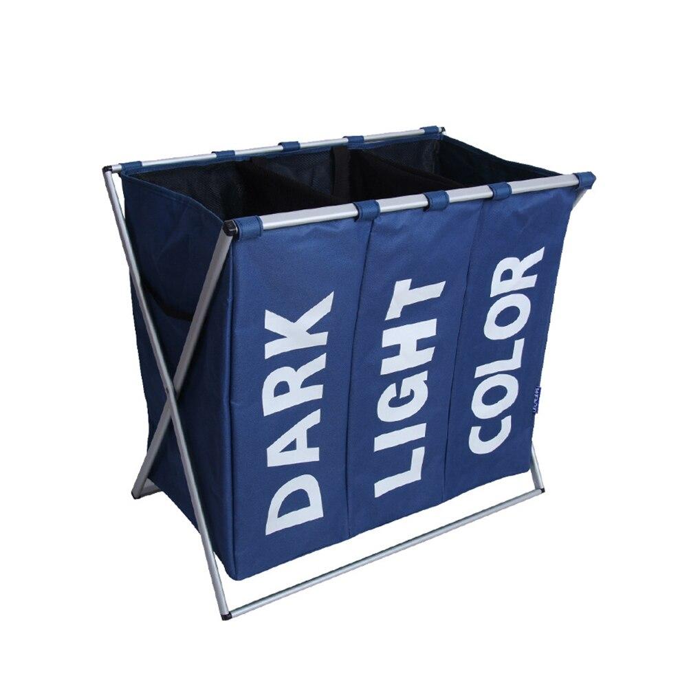 OUNONA Laundry Hamper Foldable Laundry Storage Basket Bracelet ...
