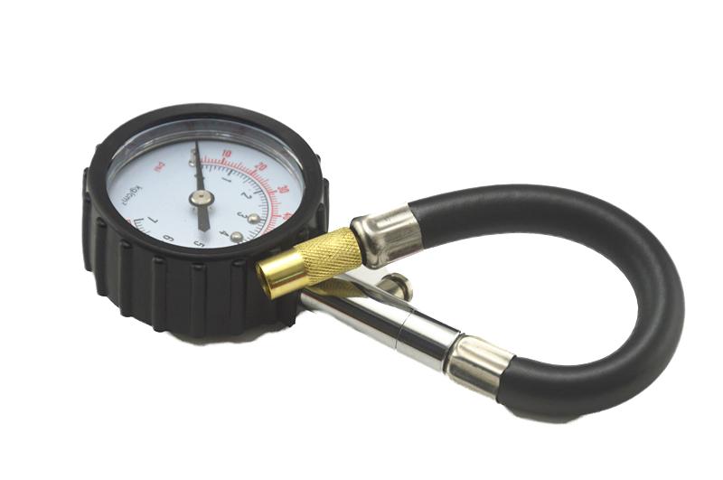Universal Auto Car Air Tire Pressure Inflator Gauge Car Truck Motorcycle  Flexible Hose Pressure Gauge Dial Meter Vehicle Tester 7