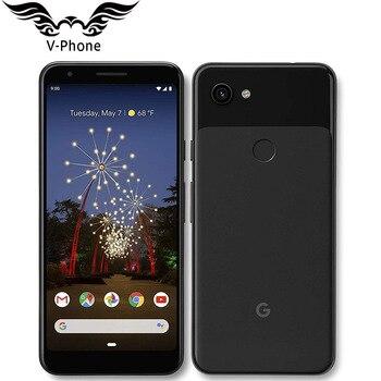 Перейти на Алиэкспресс и купить Абсолютно Новый Google Pixel 3A XL мобильный телефон 4G LTE 6 дюймов Snapdragon 670 Восьмиядерный 4 Гб RAM 64 Гб ROM Android 9 NFC 3700 мАч телефон