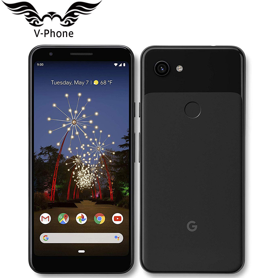New Original Google Pixel 3A XL 4GB 64GB Mobile Phone 4G LTE 6 inch Snapdragon 670 Octa Core Android 9 NFC 3700mAh Google Phone image