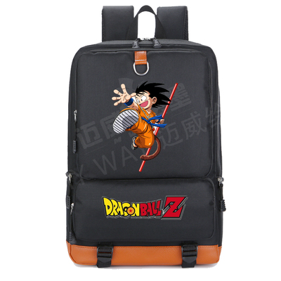 2019 Bts Anime Dragon Ball Z Super Saiyan Goku Men Bag 3d Backpack Men/women Kawaii Print School Bags Men Fashion Harajuku High Quality And Inexpensive Lights & Lighting