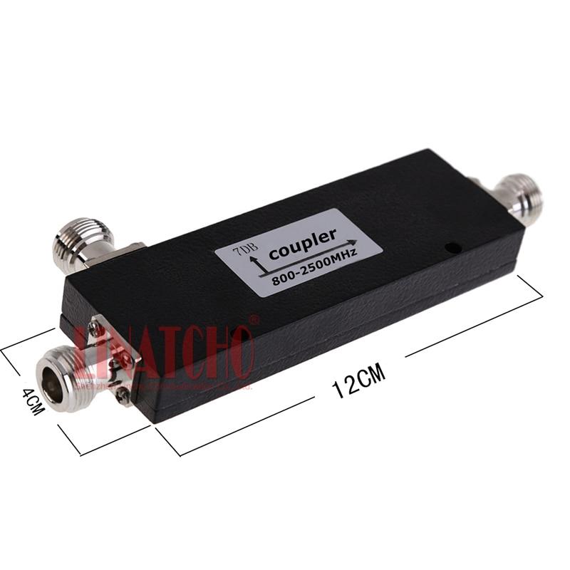 HOT SALE] telecom use 200W 3dB 700 2700MHz bridge combiner 2X2 Port