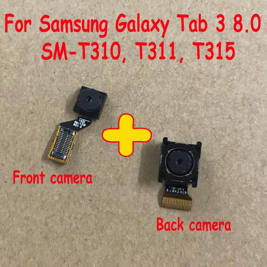 Rear Camera Back For Samsung Galaxy Tab 3 8.0 SM-T310, T311, T315 5MPixel Back Rear Main Camera Module Front camera flex cable