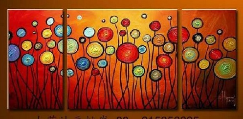 Astonishing Hand Painted High Q Home Modern Abstract Paintings On Complete Home Design Collection Epsylindsey Bellcom