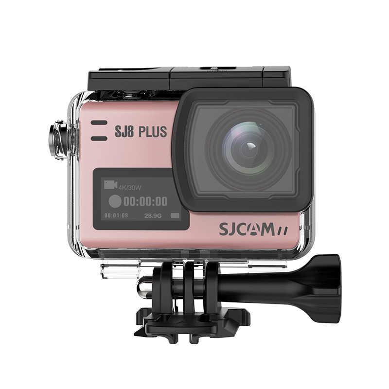 Дешевые SJCAM SJ8 серии SJ8 Plus 1290 P 4 K Экшн-камера wifi Пульт дистанционного управления Водонепроницаемый Спорт DV (полный комплект коробки)