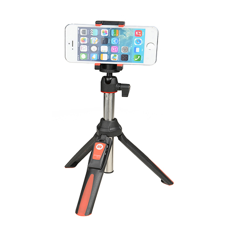 все цены на Benro Mefoto Bluetooth Selfie Stick Tripod Monopod Self-portrait with Gopro Mount for iPhone Samsung Gopro Andriod Mobile Vlog онлайн