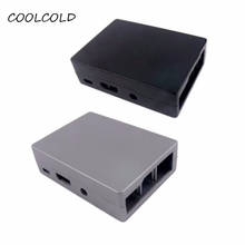 Best price Premium Aluminum Alloy Metal RPi Case Box For Raspberry Pi 3 Pi 2 Model B and B+ Suitable For Raspberry Pi 3 Case Enclosure Box