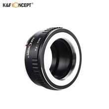 K&F CONCEPT M42-FX Lens Adapter Ring for M42 Mount Screw Lens to Fujifilm X Mount Fuji X-Pro1 X-M1 X-E1 X-E2 Camera