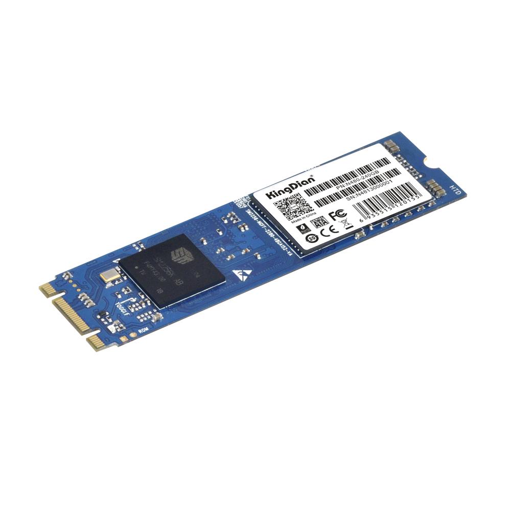 Prix pour Nouvelle Arrivée KingDian M.2 NGFF 240 GB 256 GB SSD Solid State Disk pour Pc De Bureau et MacPro Usine directe fourni