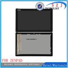 Neue 10,1 zoll Für ASUS ZenPad 10 Z300M LCD Display Touchscreen Digitizer Assembly Ersatzteile gelben stecker