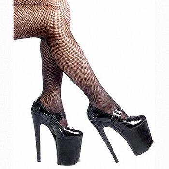 Sexy black allure sexy runway super high heel shoe, unbeaten princess temperament high heels, Dance Shoes