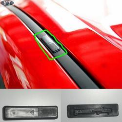 Топ продаж, авто крыша уплотнение крышки автомобиля Наклейка для mazda 2 Mazda 3 Mazda 6, 4 шт./лот, авто внешние аксессуары, Стайлинг автомобиля