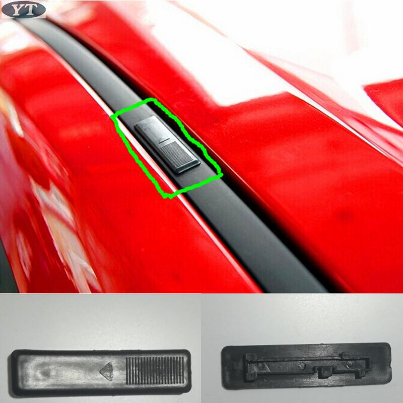 Top Selling,auto Roof Seal Cover Car Sticker For Mazda 2 Mazda 3 Mazda 6, 4pcs/lot, Auto Exterior Accessories,car Styling