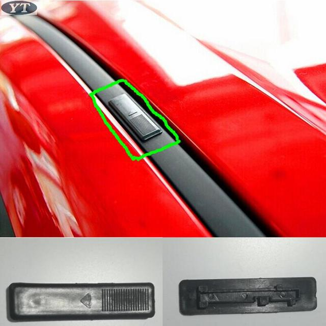 Top selling,auto roof seal cover for mazda 2 Mazda 3 Mazda 6, 4pcs/lot, auto accessories,car styling