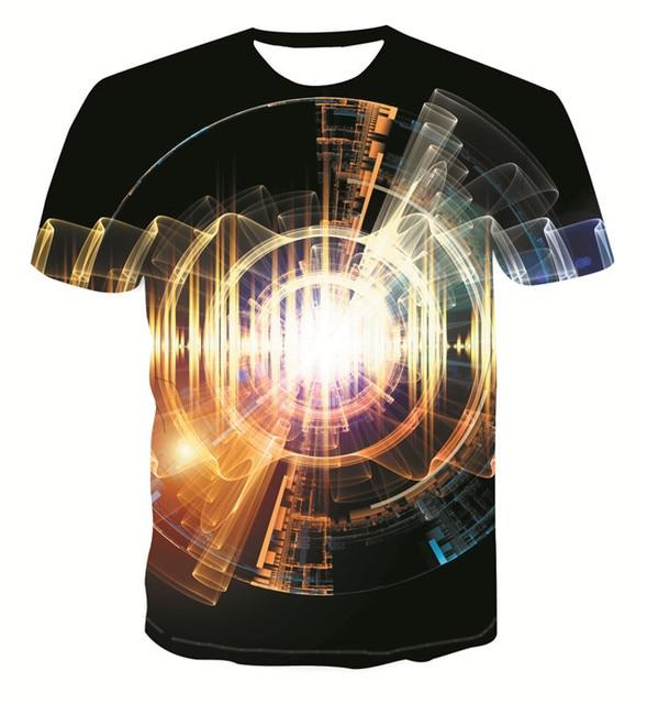 Printing Men's Tshirt Funny...