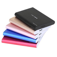 100% New External Hard Drive 160GB/320GB/500GB Hard Disk USB3.0 Storage Devices High Speed 2.5′ HDD Desktop Laptop