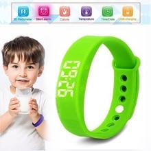 Deest Smart Wristband W5 Smart Bracelet Pedometer Sleep Tracker Thermometer  smart band Fitness Tracker