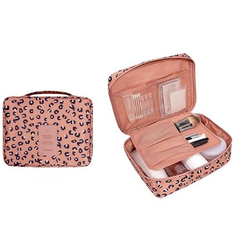 Women Storage Bag Makeup Organizer Make Up Toiletry Bag