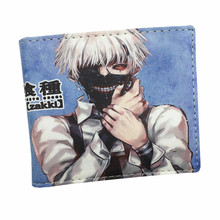 Tokyo Ghoul Naruto Attack on Titan Wallets Purse