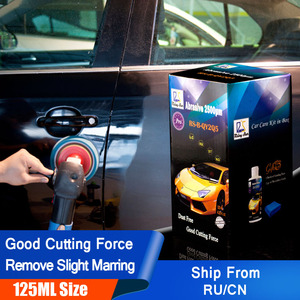 Image 1 - Cire de voiture style voiture carrosserie meulage pâte composée enlever réparation rayures voiture Kit de polissage peinture soin pâte Auto vernis nettoyage