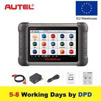 Autel Maxidas DS808K OBD2 автомобильный диагностический сканер помощи при парковке OBD2 ключевой программист лучше, чем Старт X431 Авто диагностический с