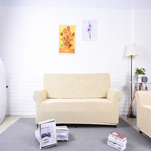 Fancai 2 Sets Plaid Improved Sofa Covers For Living Room Cover Fabric Combination