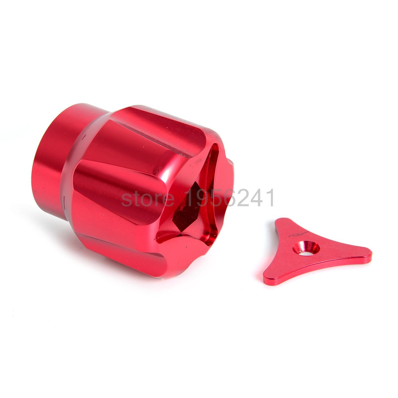 Задний Амортизатор пружина Поджатия Регулятор для Ducati diavel в 11-15 (Красный) Дукати сайту multistrada 1200 2010-2014 АБС