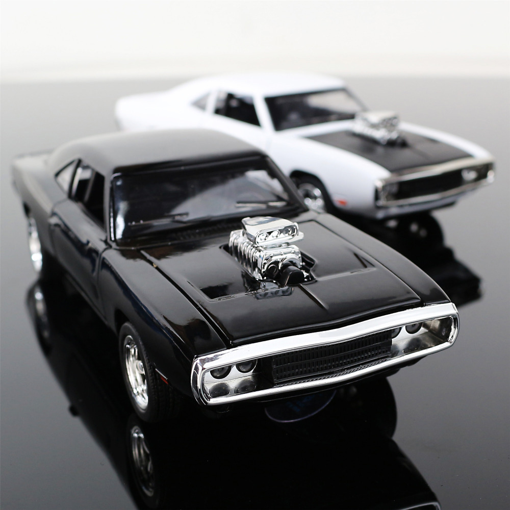 Online coloring cars - 1 32 The Fast And The Furious Free Shipping Dodge Charger Alloy Car Models Kids