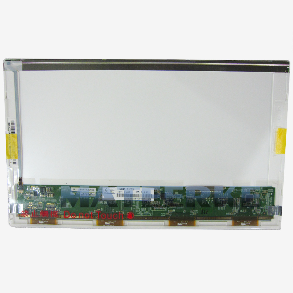 NEW 1366 x 768 12.1 LED WXGA LCD Screen HSD121PHW1 for ASUS UL20a laptop for hp 665334 001 645096 001 640445 001 new 15 6 laptop led lcd screen hd wxga 1366 x 768 resolution