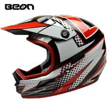 Высочайшее качество ВЕОН Крест Шлем профессиональный Off Road мотоцикл шлем