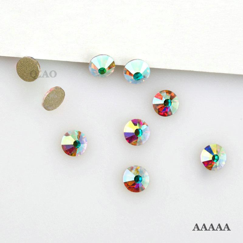 Vrhunski AAAAA Promocije! SS3-SS30 Crystal AB ravna dijamantna - Umjetnost, obrt i šivanje - Foto 3