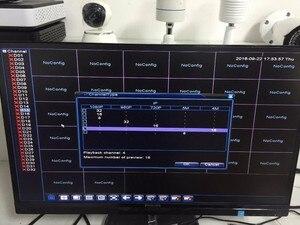 Image 2 - تكنج كامل HD 32 قناة 1080P CCTV NVR 8CH * 5 متر/16CH * 4 متر/32CH 2MP/32CH 1.3 متر ONVIF P2P كشف الحركة HDMI CCTV مسجل فيديو